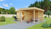 Gartenhaus Modell Roxana 44