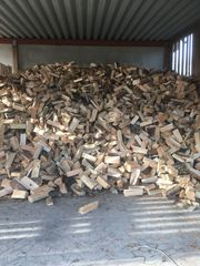 Brennholz Kiefer kammergetrocknet
