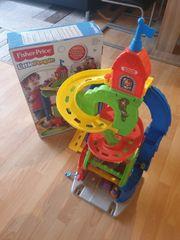 Fisher-Price Little People Hochhausrennbahn mit