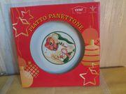 Weihnachts Keksteller usw Piatto Panettone