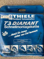 Schneeketten T3 205-14 195-15 205