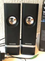 Lautsprecher Tevion Multimedia Stereo