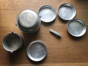 Kochgeschirr für Camping Aluminium