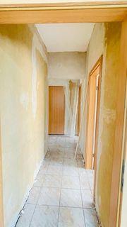 Auftrag Wände säubern polieren und