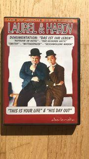DVD Laurel Hardy - Dokumentation - So