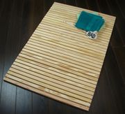 Wellnessmatte Southern Yellow Pine 80x120cm