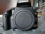 Canon EOS 400D Body plus