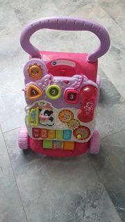 V-Tech Baby Spiel und Laufwagen