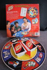 Uno Spin - Kartenspiel der neuen
