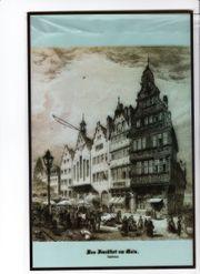 Fensterbild Frankfurt am Main SalzHAUS