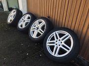 Winterreifen Winterräder Michelin 255 45