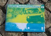 Betriebsanleitung Matra Talbot Rancho 1983
