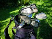 Golf-Starter-Set Regal Herren Linkshand Bag