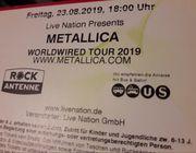 Metallica Konzert 23 08 19