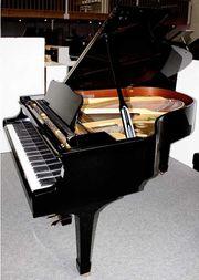 Flügel Klavier Yamaha C3 schwarz