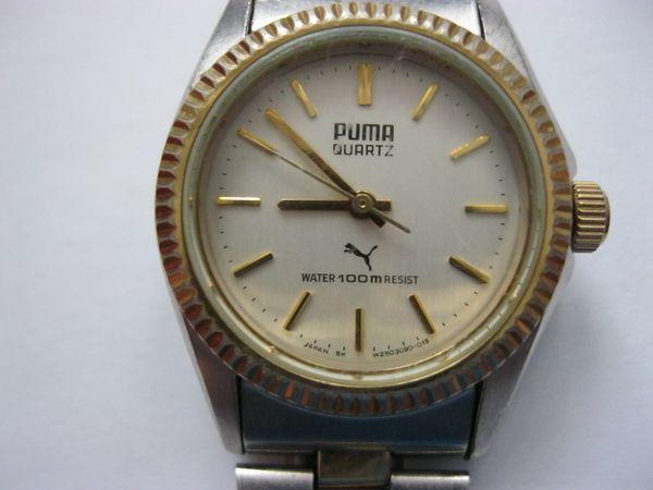 Puma Sport- Damenuhr Tip-Top Zustand