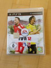 Fifa 12 PlayStation 3 Spiel