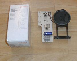 Elektro, Heizungen, Wasserinstallationen - Siedle ZER 611-0 Elektronisches Rufsignal
