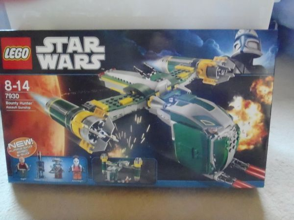 LEGO StarWars Bounty Hunter Assault
