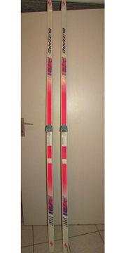 Langlauf-Ski-Set Salomon Blizzard 2 15