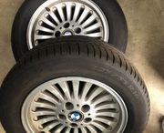 4 org Alufelgen BMW Styling