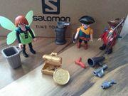 Playmobil Zwerge und Elfe