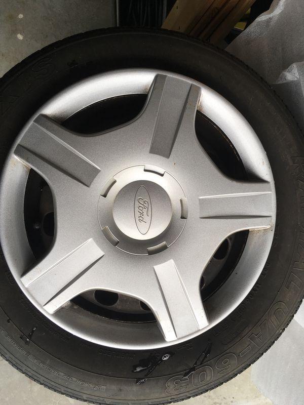 Stahlfelgen für Ford Focus