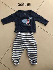 Baby Set Strampler gr 56