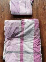 Bettwäsche rosa 2 Teile
