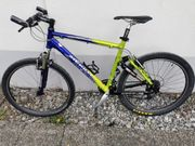 Mountainbike Merida mission elite fully