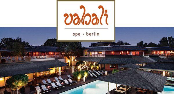 ***Vabali Spa Berlin Gutschein *** Sauna Wellness Therme