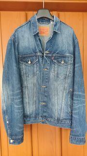 Levis Jeansjacke in XL zu