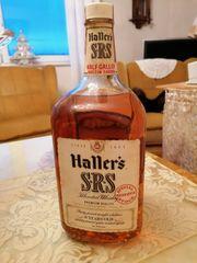Haller s SRS Whiskey half