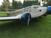 Ju 52 von Barth Modellbau