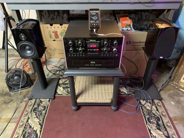McIntosh Audiophile A V-System MC7100