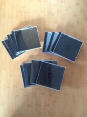 30 CD DVD-Leerhüllen für 1