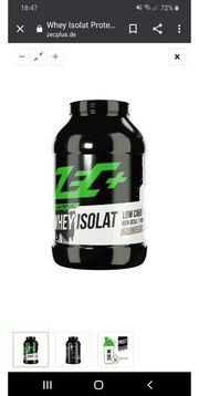1kg zec Protein Isolat Stracciatella
