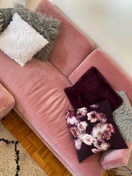 Sofa samt rosa: Kleinanzeigen aus Rednitzhembach - Rubrik Polster, Sessel, Couch