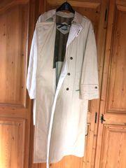 Bugatti Mantel beige Größe 48-50