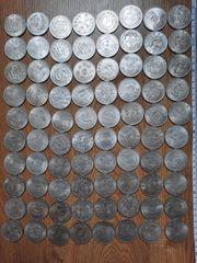 Münzen chinesische 80 Stücke
