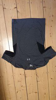 Verkaufe Compression Sportshirt in grau