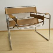 ORIGINAL DESIGN-KLASSIKER - WASSILY -CLUB-CHAIR MARCEL-BREUER