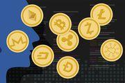 Verkaufe Kryptowährung Bitcoin ZCash Ethereum