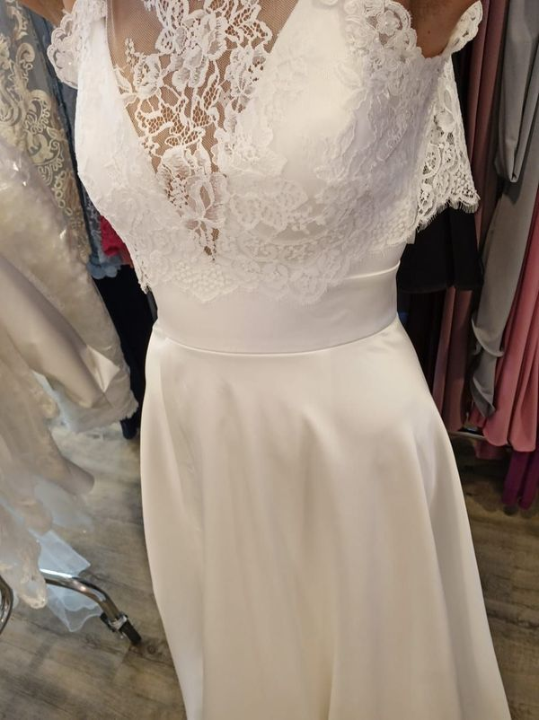 Hochzeitskleid neu