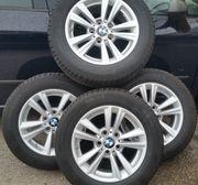 4x Alu-Winter Kompletträder orig BMW