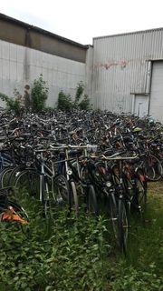 Gebrauchte Fahrräder