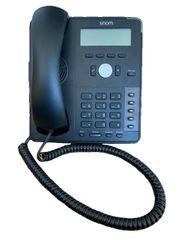 Snom D715 VoIP Telefone schwarz