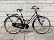 Hollandrad Nostalgie Rad Damenrad Fahrrad
