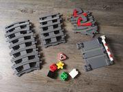 Lego duplo Erweiterung Schienen Set