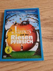 DVD James und der Riesenpfirsich